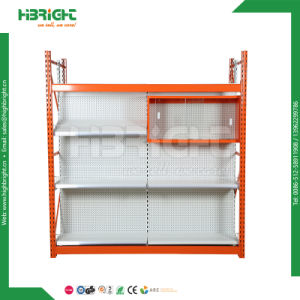 Heavy Duty Pallet Rack with Wiremesh Shelves pictures & photos