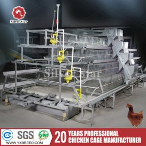 Poultry Equipment Galvanized Cage for Chicken Farm Water Air Cooler pictures & photos
