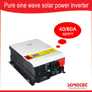 Low Frequency Solar Inverter with MPPT Solar Charge Controller pictures & photos