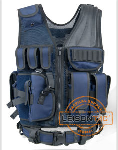 Tactical Vest with Holster SGS Standard pictures & photos