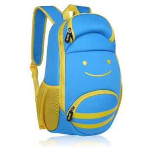 Kids Boys Cartoon Blue Neoprene School Bag pictures & photos