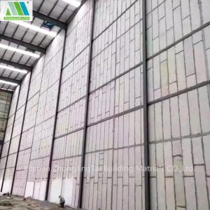 High Quality Prefabricated Building Composite Sandwich Panel with Fiber Cement pictures & photos