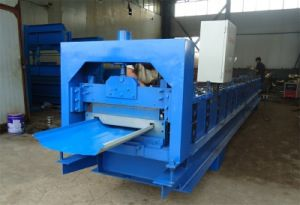2017 China Roof Cold Rolling Forming Machine pictures & photos