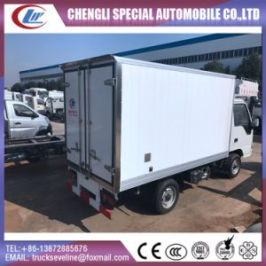 Mini JAC Refrigerator Truck for Frozen Fresh Foods pictures & photos