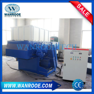China Factory Wood Pallet Sofa Single Shaft Shredding Machine pictures & photos