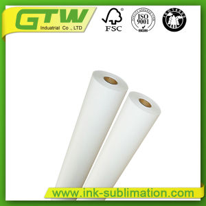 High Quality 90 GSM Fast Dry Sublimation Paper for Fabric Printing pictures & photos