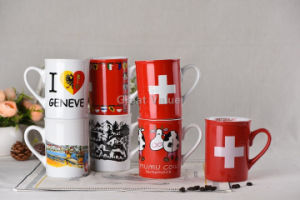 Camel Design Ceramic 3D Coffee Mug pictures & photos