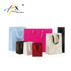 China Custom Printed Paper Bags pictures & photos