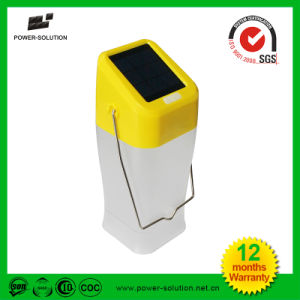 Factory Direct Sale Portable LED Solar Lamp Light pictures & photos