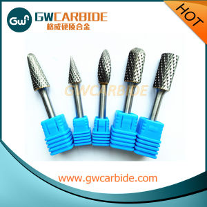 Double or Single Insection Tungsten Carbide Burrs pictures & photos