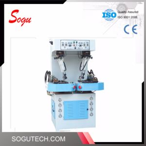 Xx0280 Hydraulic Wall Type Shoe Sole Pressing Machine pictures & photos