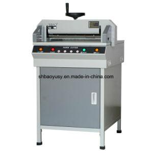 Precise Paper Cutting Machine (450DG+) Byon pictures & photos
