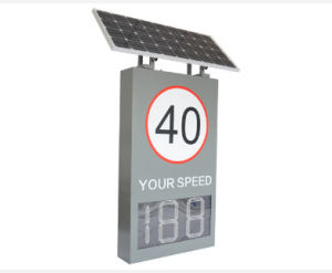 Road Traffic Signs Factory Speed Limit Sign Digital LED Radar Driver Feedback Sign