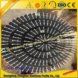Heatsink Aluminium Profile Extrusion pictures & photos