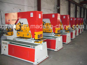 Hydraulic Punching and Bending Machine Iron Worker Q35y Series pictures & photos