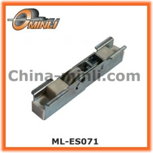 Metal Punching Bracket Pulley with Single Roller (ML-ES071) pictures & photos