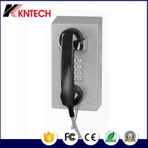 Inmate Telephone for Prison IP Phone System Vandal Proof Steel Body IP Phone pictures & photos