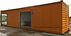 Mobile Prefab Shipping Container for Security House pictures & photos