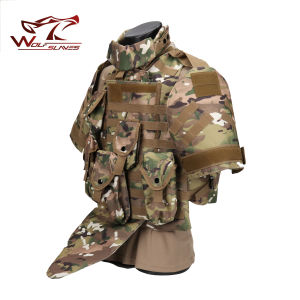 Tactical Otv Cushion Combat Vest Magazine Pouch Airsoft Paintball Military pictures & photos