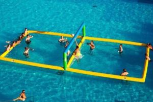 Inflatable Football Field / Water Sport Game / Football Field Fence pictures & photos