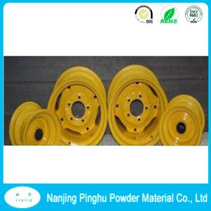 Hot Yellow Tractor Green Powder Coatings pictures & photos
