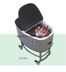 Outdoor Beverage Cooler Cart pictures & photos