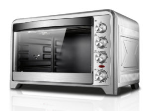 Kitchen Appliance 70L Electirc Oven for Home Use with Stainless Steel Housing pictures & photos