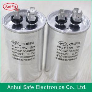 Start Capacitor 70UF Aluminium Body 450V AC Motor Run Capacitor Compressor Capacitor pictures & photos