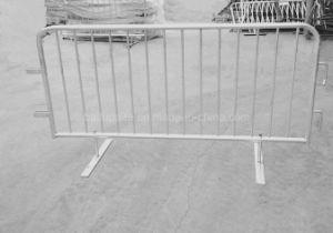 Pedestrian Interlocking Control Barrier