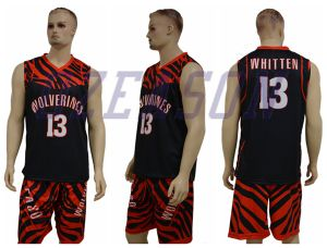 Custom Sportswear Basketball Jersey and Shorts Team Wear pictures & photos