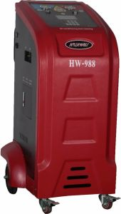 New! ! ! ! Hw-988 Car AC Refrigerant Recovery Machine Refrigerant Recovery pictures & photos