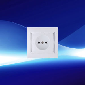New Single EU Wall Socket