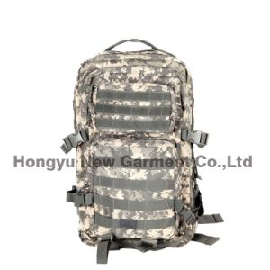 Durable Military Soldier Assault Camping Climbing Hunting Sport Knapsack Backpack pictures & photos