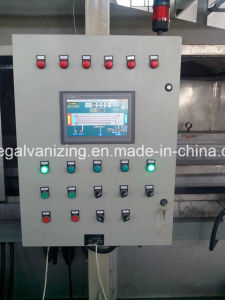 Steel Wire Annealing Continuous Line with Pay-off and Take-up pictures & photos