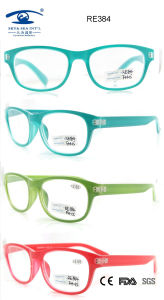Multi Color Fashion Plastic Reading Glasses (RE384) pictures & photos