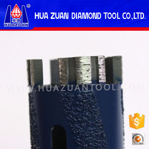 35mm Diamond Core Turbo Bit for Granite pictures & photos