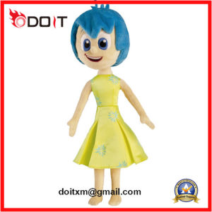 Hot Sale Inside out Talking Plush Joy Girl Toys pictures & photos