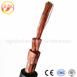 Flexible Copper/CCA Rubber Insulation Electric Welding Cable pictures & photos