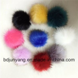 Factory Pirce Fake Ball Faux Fur POM pictures & photos