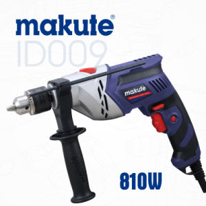 Makute Power Tool 850W 13mm Impact Drill (ID009) pictures & photos