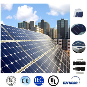 Best Quality 1000W Solar Home System with Solar Light pictures & photos