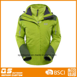 Men′s 3 in 1 Winter Warm Jacket pictures & photos