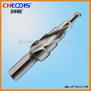 High Speed Steel Step Drill (SSHS) pictures & photos
