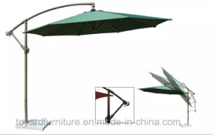 Adjustable Outdoor Garden Straight Umbrella with UV Polyester waterproof Fabric pictures & photos
