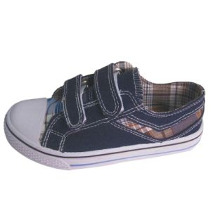 Kids Low-Cut Comfortable Children Shoes Super Models Direct From Manufacturer pictures & photos
