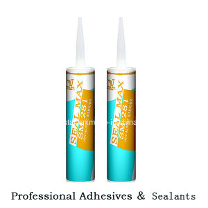 Construction Material Acetic Curing Glass Silicone Sealant (SM-281)