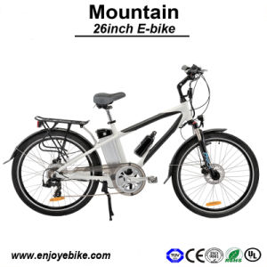 26inch Mountain City Electric Bike Bicycle for Sale Electric Motorcycle E-Bike (PE-TDE03Z)