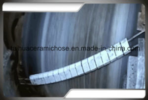 Newly Diagonal Ceramic Belt Scraper (TH-11030) pictures & photos
