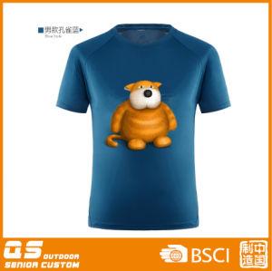 Men′s Fashion Print T-Shirt pictures & photos