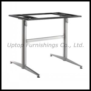 New Design Strong Stainless Steel Metal Table Base (SP-STL034) pictures & photos